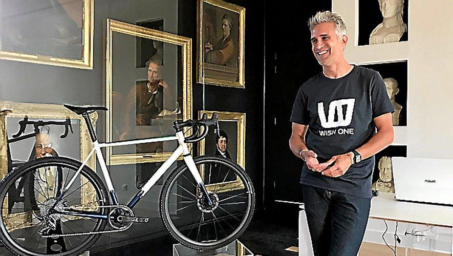 Maxime Poisson espère séduire le public avec cette première en Aveyron.