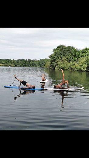 Des cours de sport sur paddle, ça vous tente ?