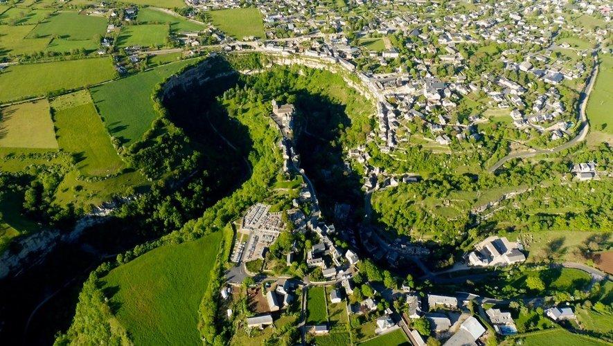 Le canyon de Bozouls : une particularité géologique.