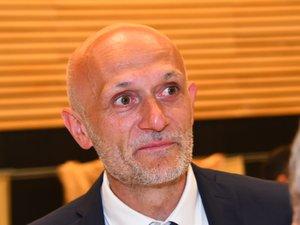 Stéphane Mazars est allé à la rencontre du personnel de la DDCSPP.