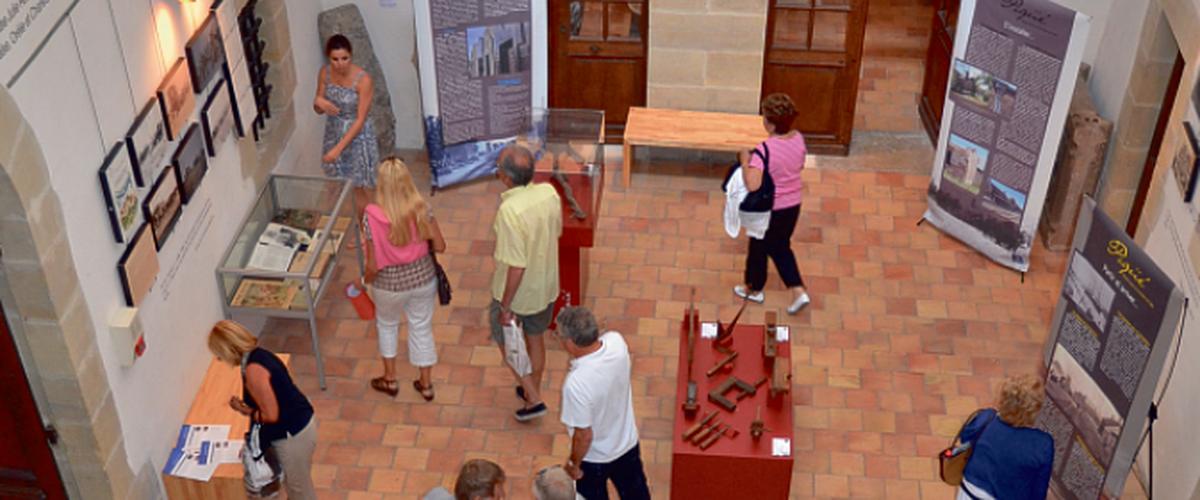 Musée Moeurs et Coutumes à Espalion.