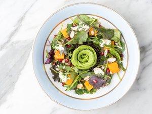 La salade de lentilles de Matthew Kenney pour Ladurée