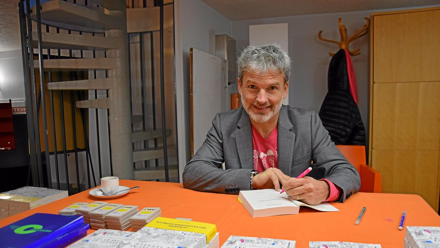 Jean Gabriel Causse sera à Rodez samedi matin et à Espalion l'après-midi.