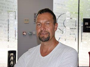 Frank Becker, délégué région Occitanie de l''Association des médecins urgentistes de France (Amuf).