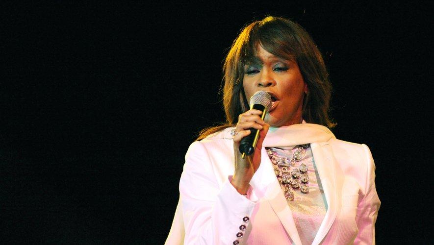 Whitney Houston est décédée à l'âge de 48 ans.