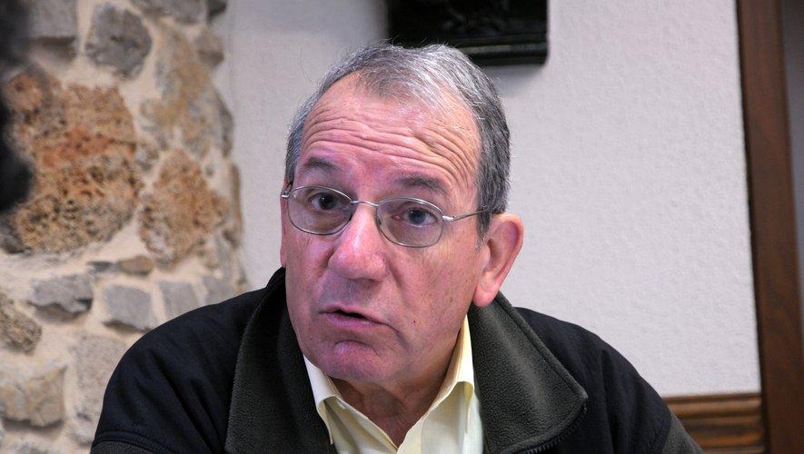 Marcel Calmels est décédé subitement. Il avait 78 ans.
