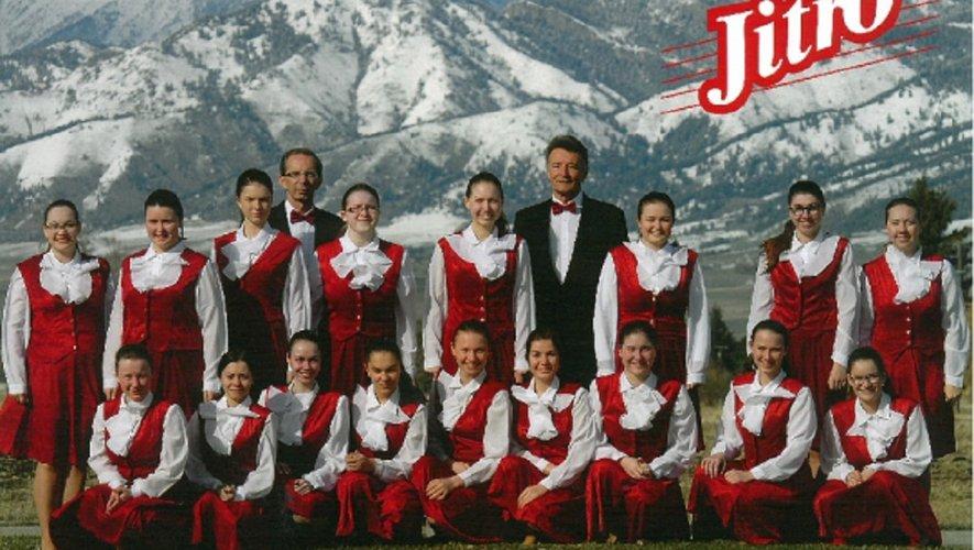 Cette chorale de jeunes filles est célèbre dans le monde entier et nous fera l'honneur d'être à Conques dimanche à 15h.