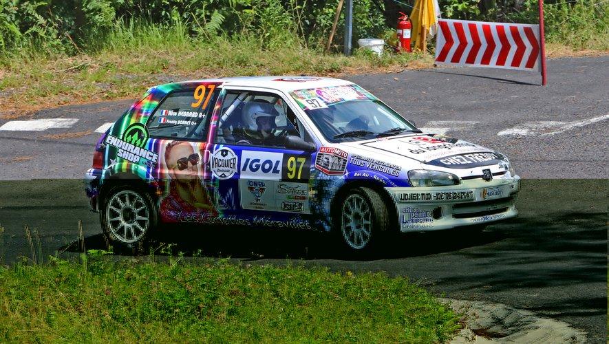 Le Rallye du Rouergue se prépare à la base d'essais