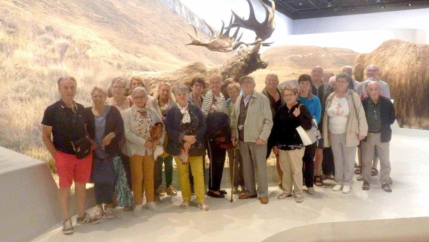 Les amis des rives d'Olt en Ardèche