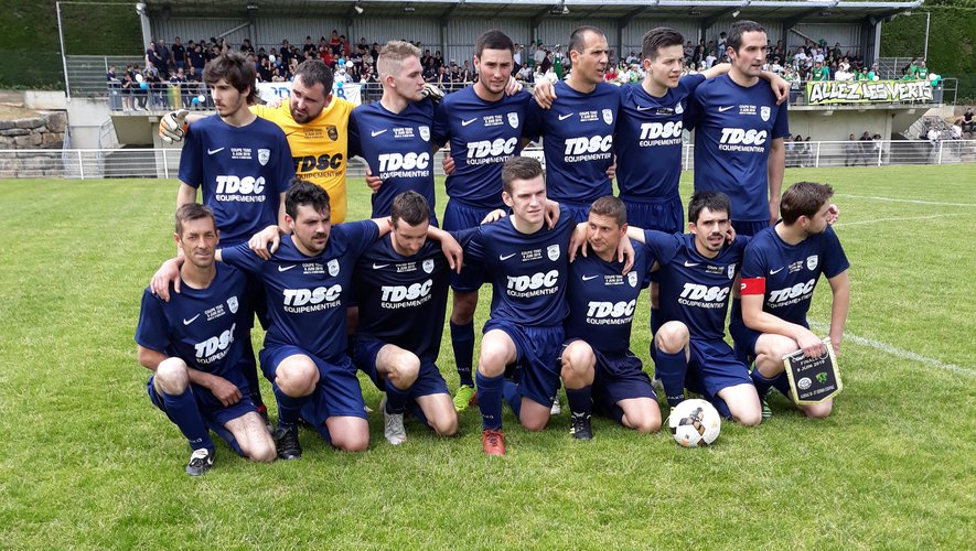 Football : le club Aubrac 98 termine une saison exceptionnelle