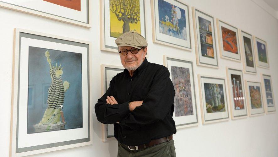 Le dessinateur humoristique argentin Guillermo Mordillo est décédé à 86 ans sur l'île espagnole de Majorque