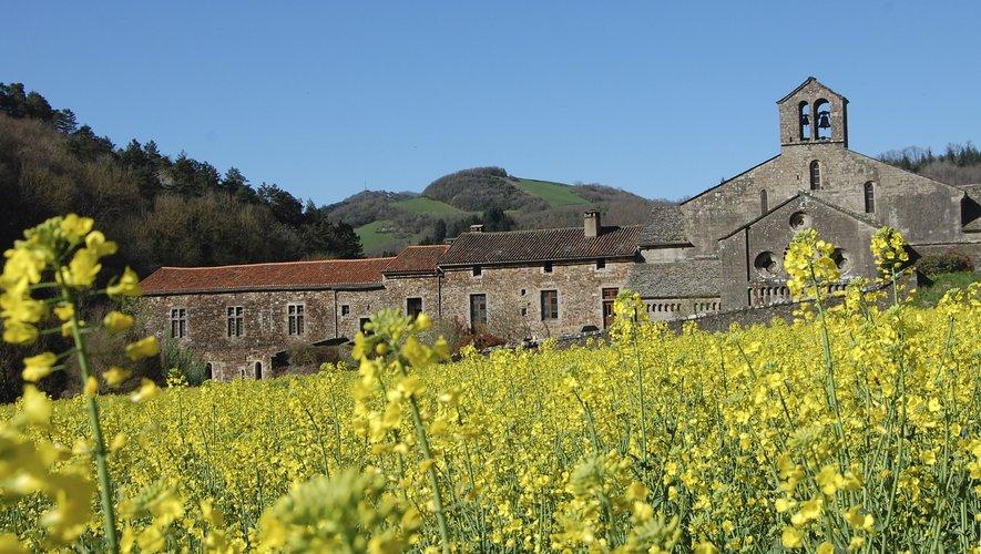 L'Abbaye de Sylvanès, un lieu magique.