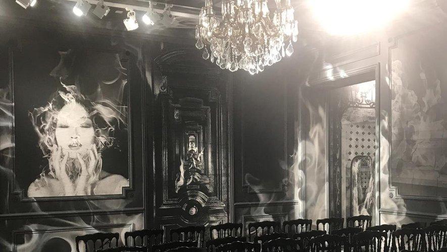 Le défilé Dior haute couture automne-hiver 2019-2020.