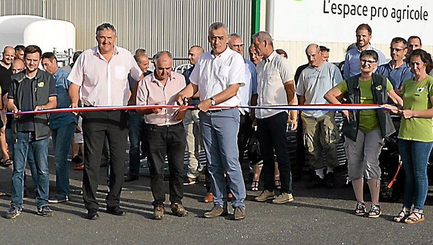 Une nouvelle offre de produits et de services dédiée au monde agricole.