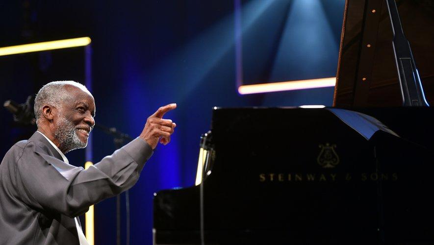 Ahmad Jamal sera en concert les 4 et 6 juillet à la Fondation Louis-Vuiton à Paris.