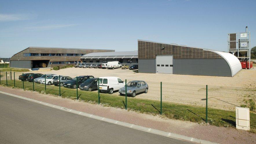 L'entreprise normande emploie une vingtaine de salariés, à Orbec.