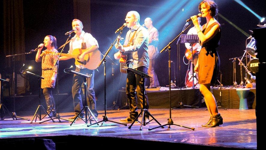 Une veillée en chansons est prévueavec le groupe GAJ'.