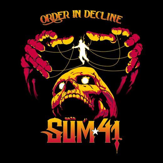 """""""Order in Decline"""" de Sum 41"""