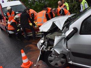 Cinq tués et cinquante blessés hospitalisés depuis le début de l'année en Aveyron.