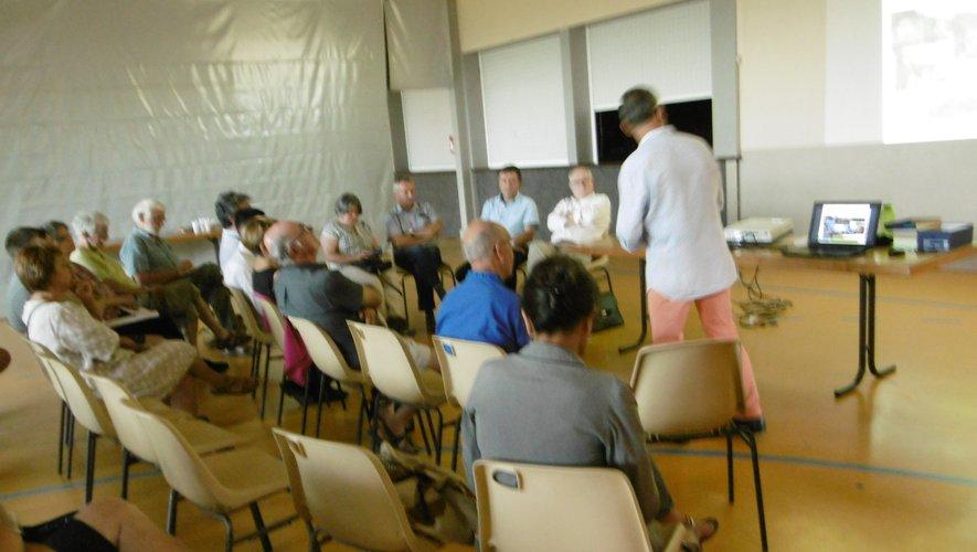Les acteurs locaux ont été invitésà des ateliers de travail.