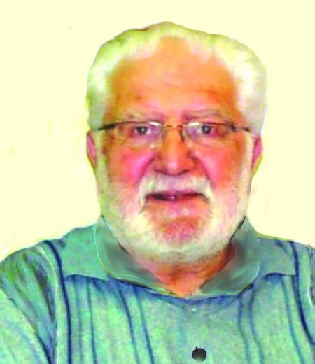 Jean Salabert, écrivain et cuisinier.