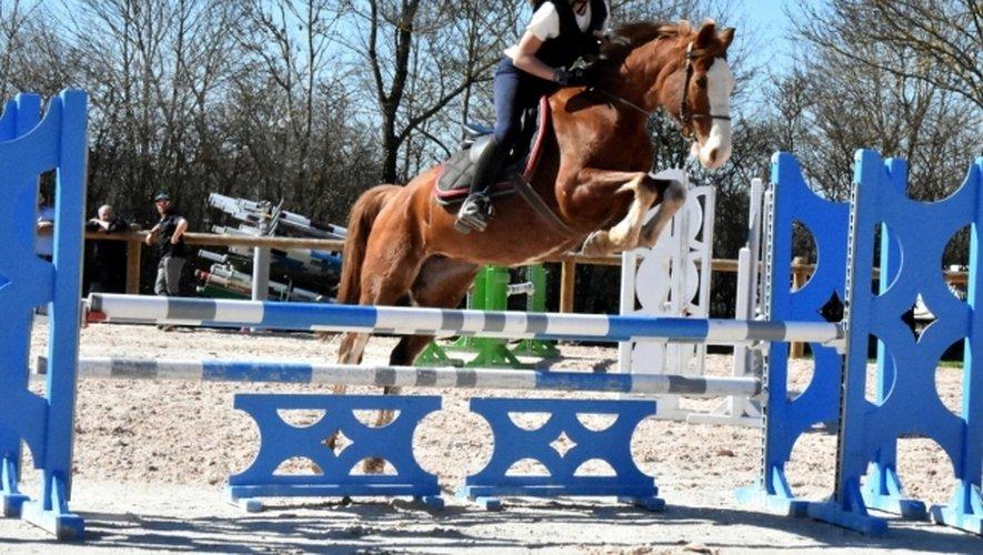 L'équitation compte à ce jour 2 900 licenciés dans l'Aveyron.