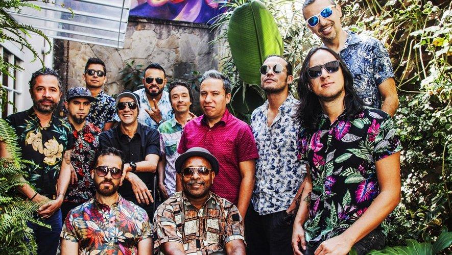 Le festival Pueblo Latino d'Arvieu : chaude ambiance assurée !