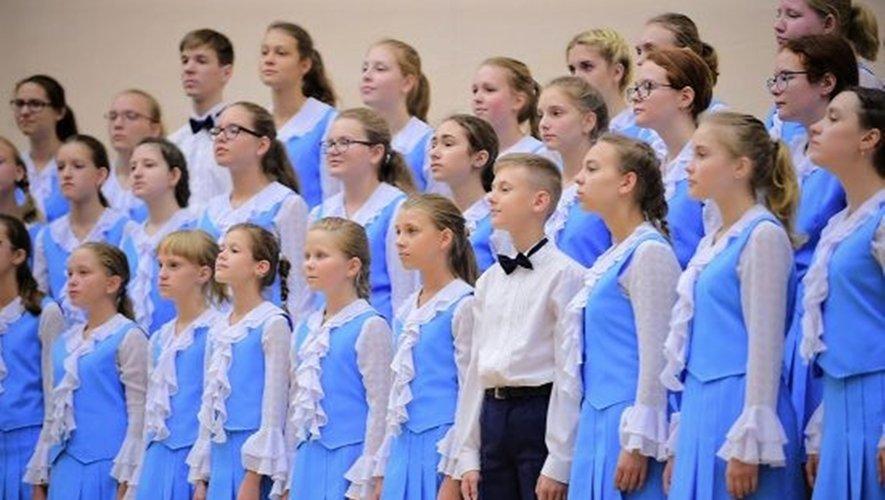 La chorale Poliot en invité d'honneur du Festival International.