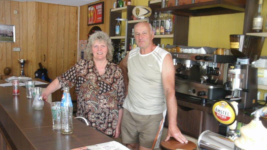 Jeanine  et Jacky ont regagné la montagne, près de Sainte-Geneviève-sur-Argence.