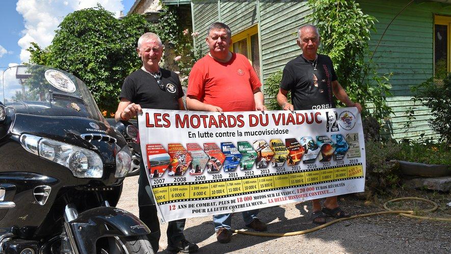 Une place sera inaugurée au nom des motards du viaduc dimanche, à Campagnac.