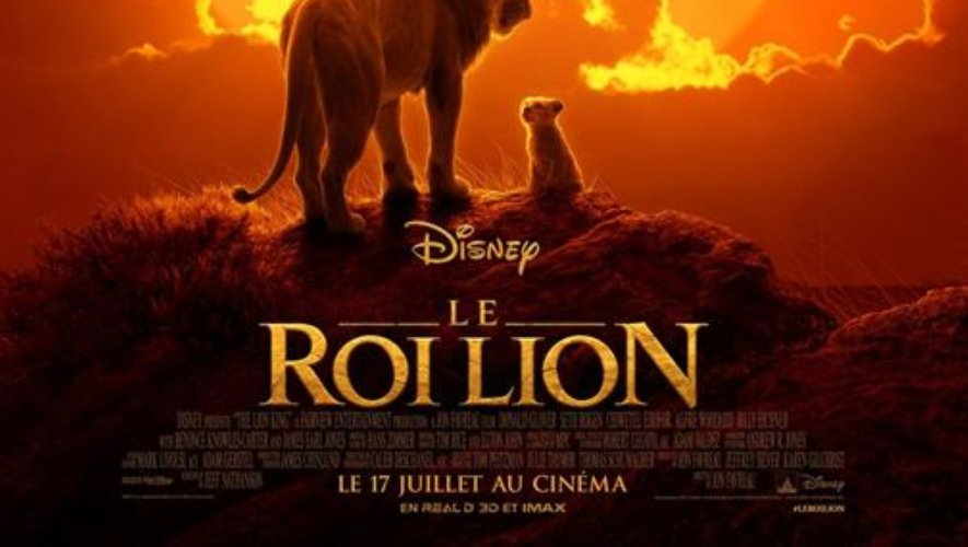 """Rayane Bensetti et Jean Reno doublent respectivement les personnages de Simba adulte et de Mufasa dans la version française du """"Roi Lion"""" de Jon Favreau."""