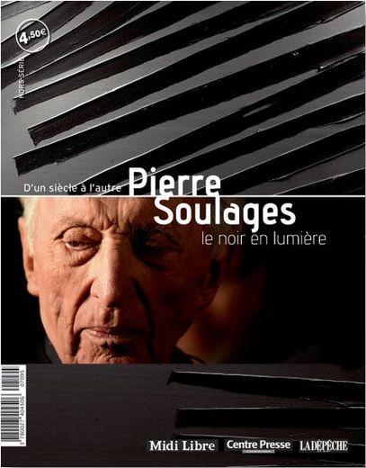 Soulages, le noir en lumière : l'hommage à un géant de l'art