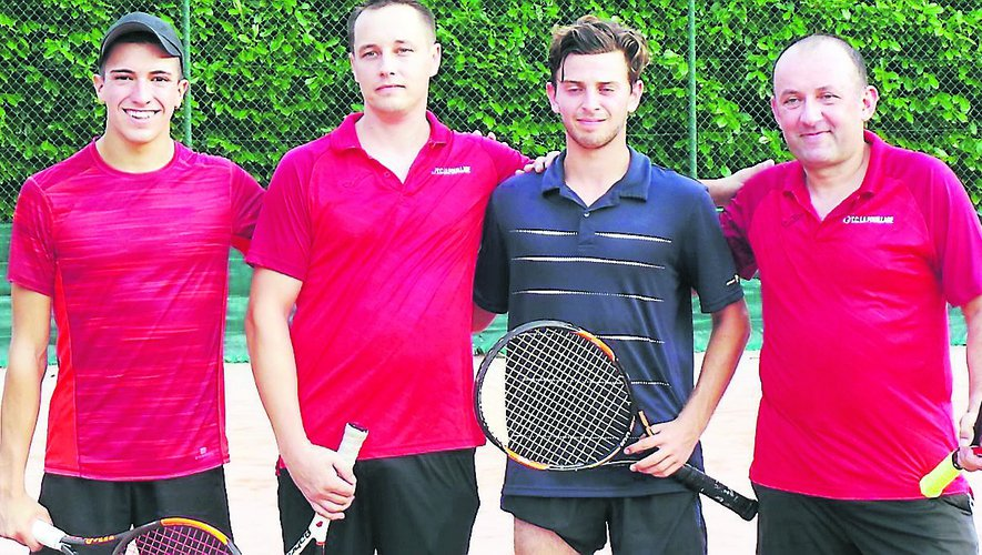 Le tournoi de tennis débute le 13 juillet