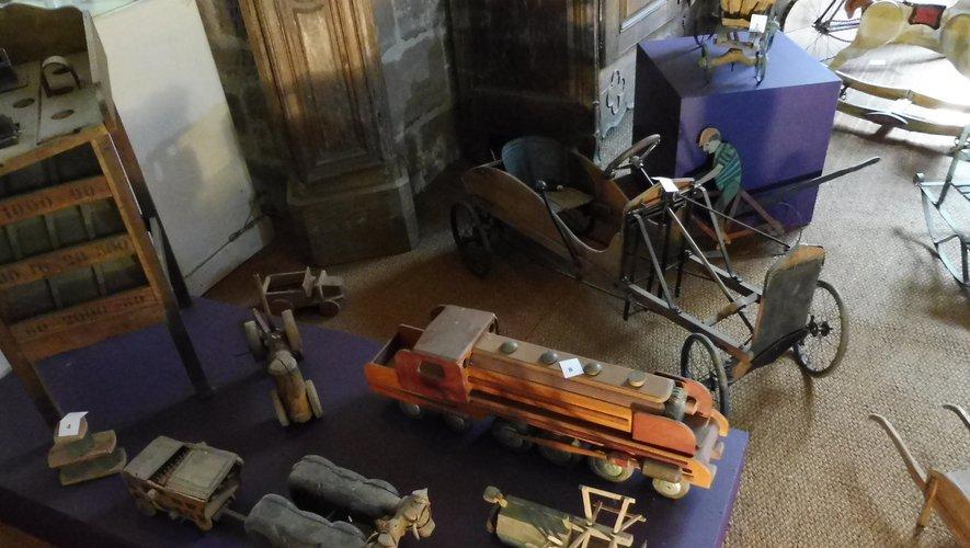Le musée Vaylet met à l'honneur les arts et traditions d'autrefois en Rouergue
