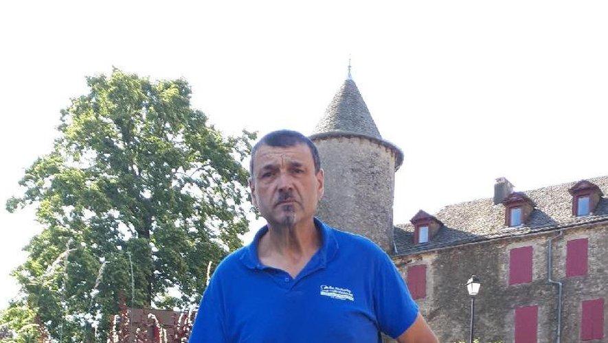 Après avoir été pendant de longues années à la tête du comité des fêtes, Francis Gaubert prend en main la société de chasse.