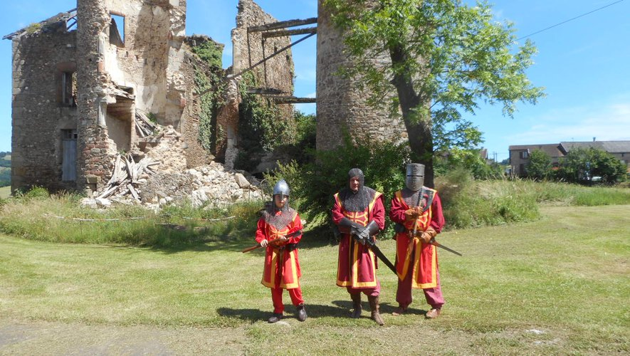 Le château de Pagax,  son nom indique son rôle de contrôle des passages obligés et payants.