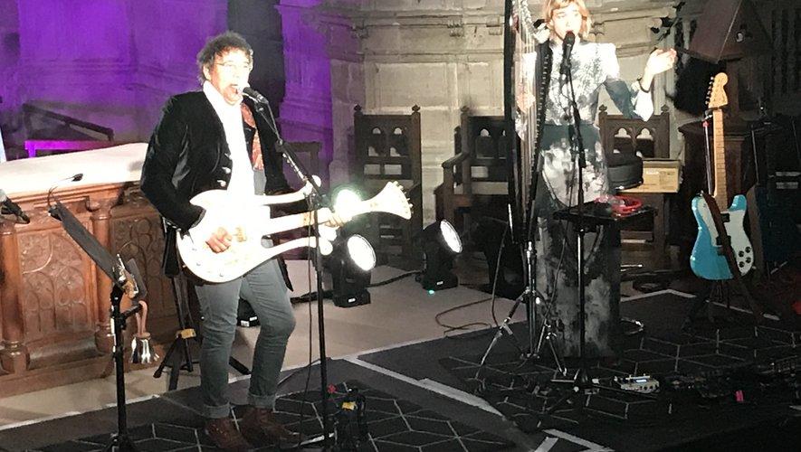 Quelque 800 personnes ont assisté au premier des deux concerts donné ce mercredi soir en la cathédrale de Rodez.