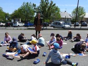 Repenser la cour d'école avec les élèves