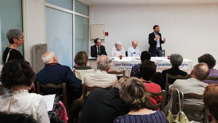 L'assemblée générale de l'UNPI Aveyron a permis de faire le point sur les dispositifs légaux existants.