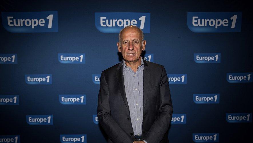 Jean-Michel Aphatie n'aura passé qu'un an aux côtés de Nikos Aliagas sur Europe 1