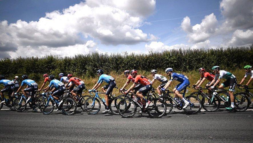 Depuis 1954, année de sa première visite en Aveyron, le département compte 24 passages du Tour de France.