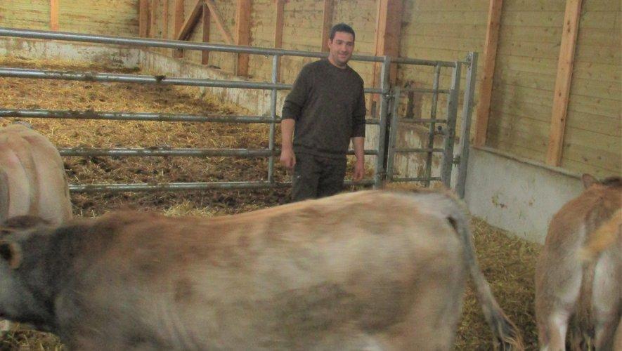 Portrait d'agriculteurs : Étienne Peyrac à l'honneur aujourd'hui