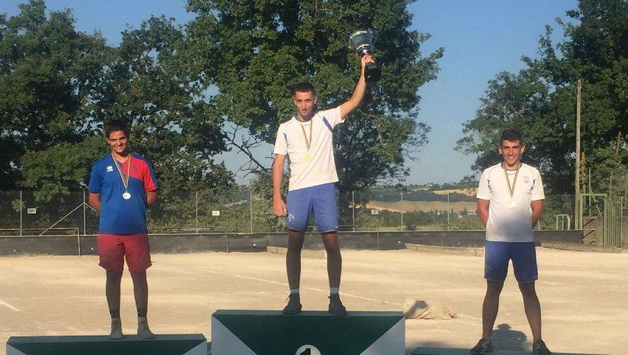 Une honorable deuxième place pour Julien Clamens