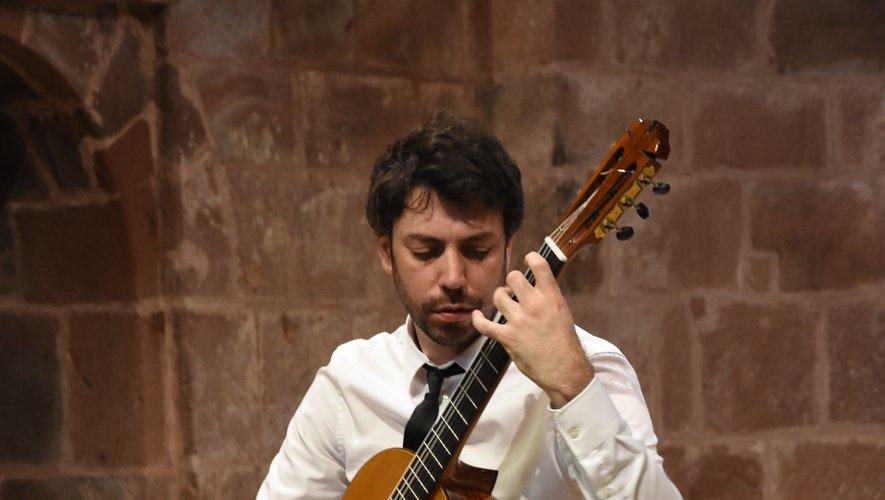 Jérémy  Peret est aujourd'hui un guitariste de renommée mondiale.