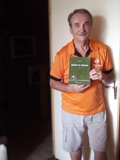 Joël Serin  a écrit son premier roman.