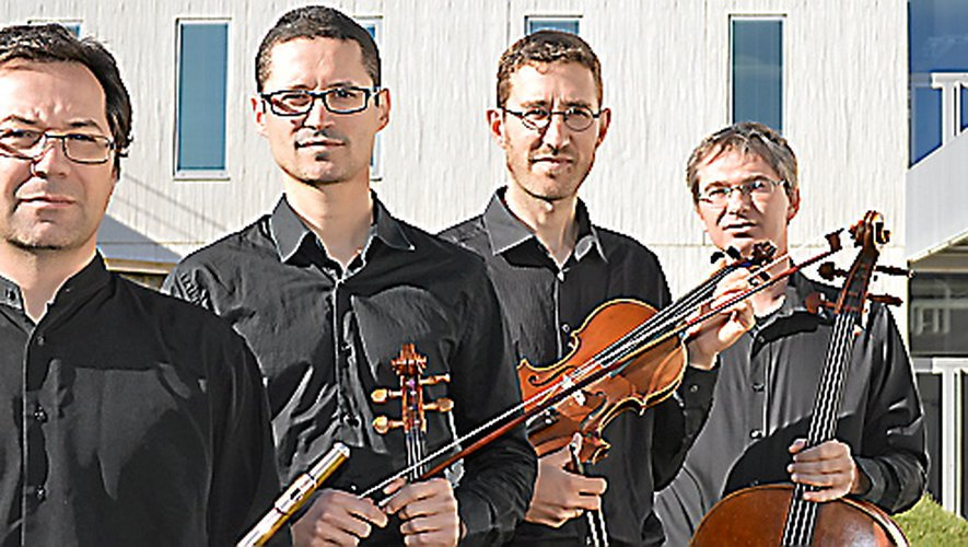 Le quatuor Aramis ouvre la saison