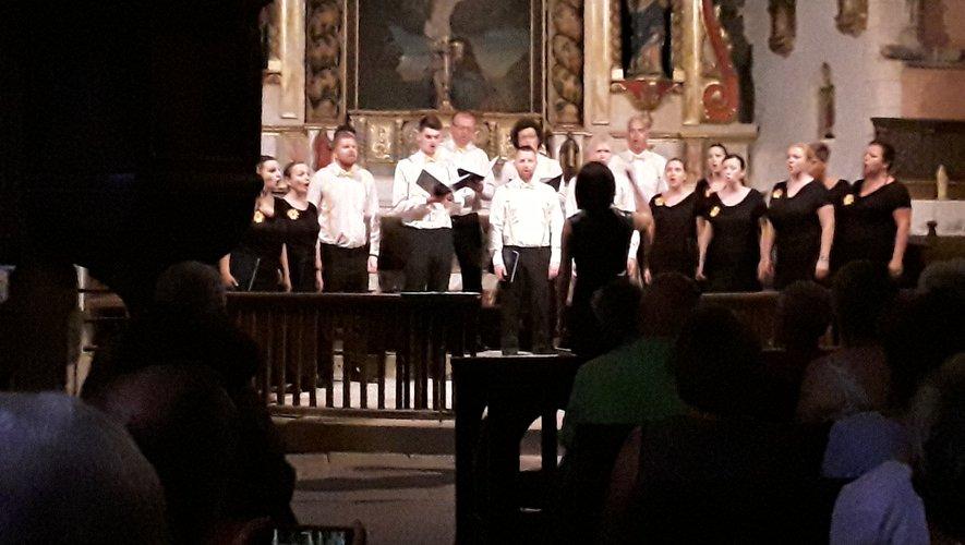 Le chœur slovaque Omnia
