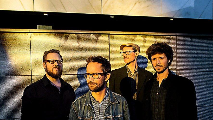Le quartet d'Emile Parisien propose un jazz contemporain, inventif et énergique.
