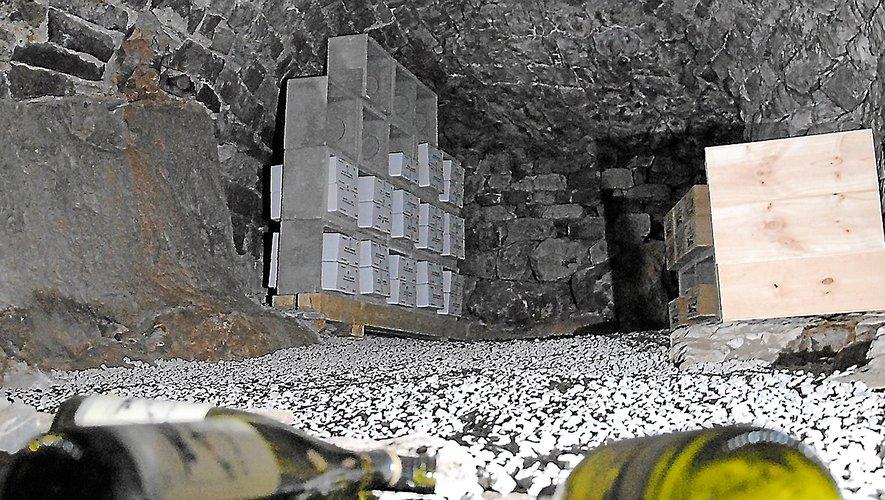 Le Mas Daumas Gassac a annoncé en 2018 vouloir faire vieillir chaque année 500 bouteilles d'un même millésime.