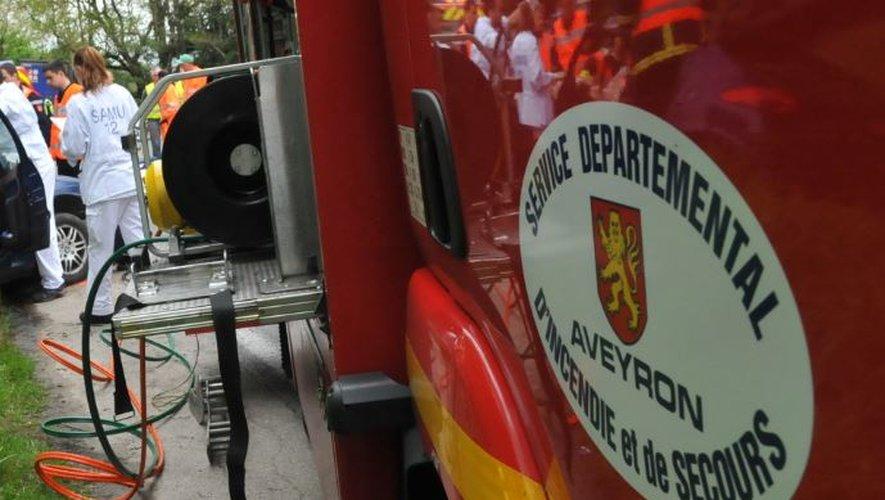 Les sapeurs-pompiers sont intervenus vendredi soir, la gendarmerie a ouvert une enquête.